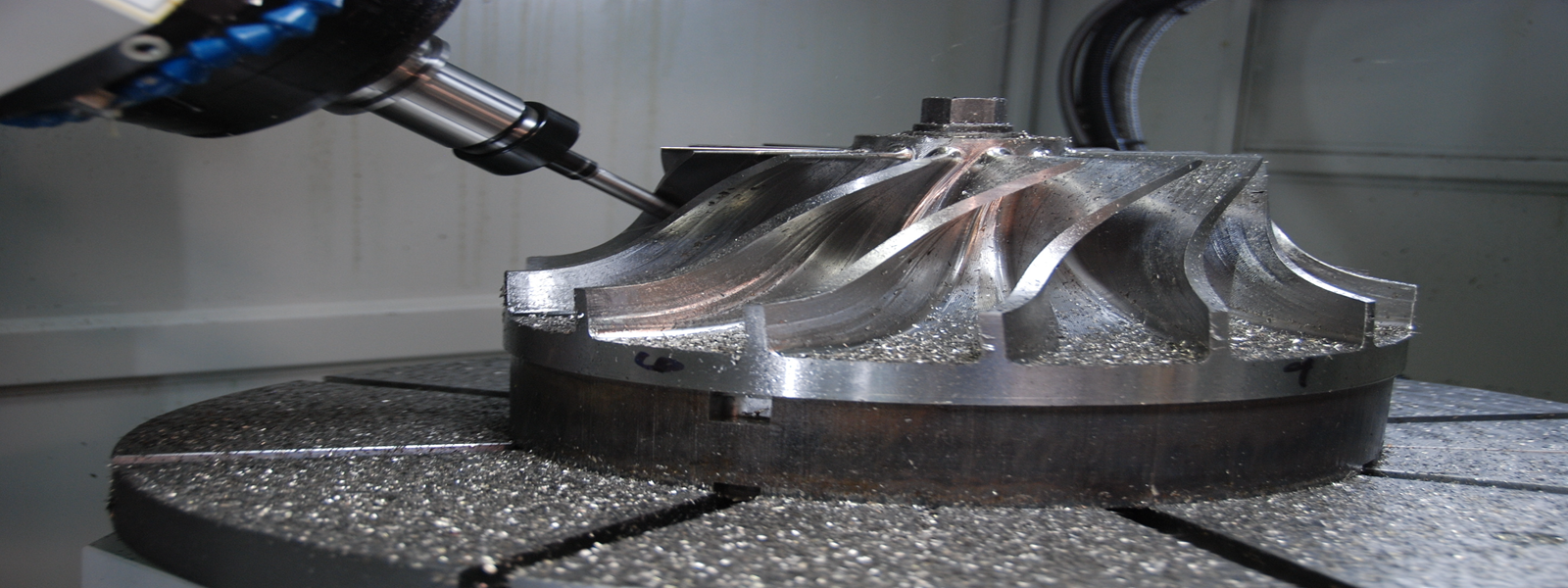 Multi-Axis Milling